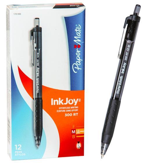 Review: Papermate Inkjoy Gel Pen